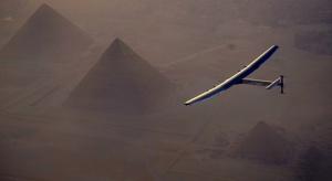 Udane zakończenie przedostatniego etapu lotu Solar Impulse 2