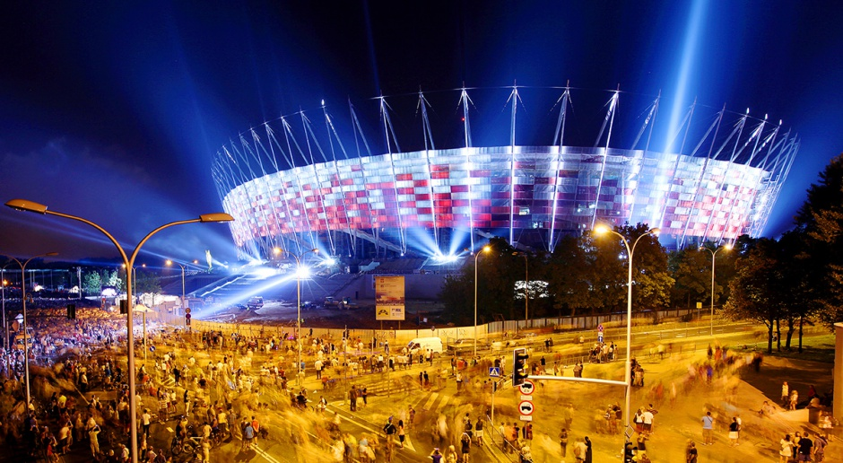 Stadiony z kasą