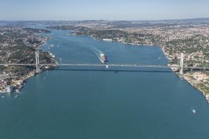 Turcja: USA odwołały rozmieszczenie dwóch okrętów wojennych na Morzu Czarnym