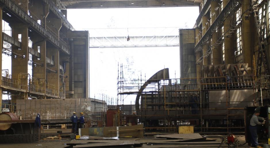 Producenci silników okrętowych czekają na poprawę koniunktury