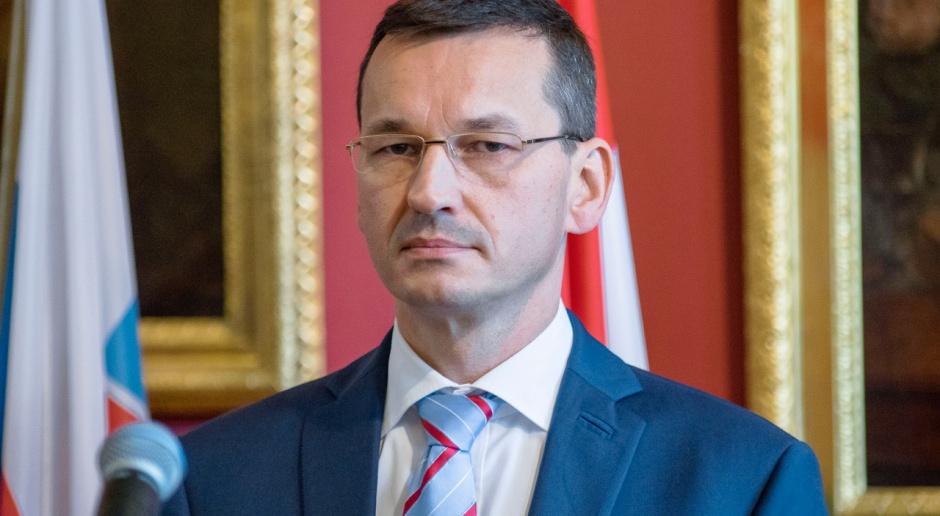 Morawiecki uspokaja w sprawie wzrostu PKB