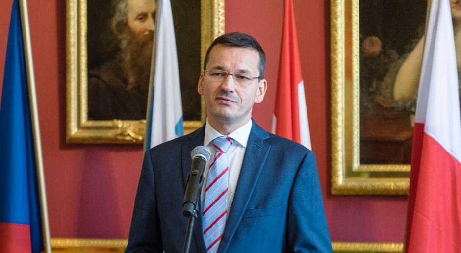 Morawiecki: Grupa Azoty i PZU trafią pod nadzór Ministerstwa Rozwoju