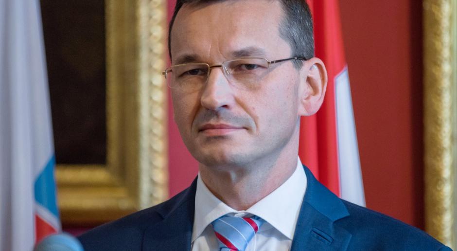 Morawiecki: wzrost PKB może delikatnie różnić się od wcześniejszych szacunków