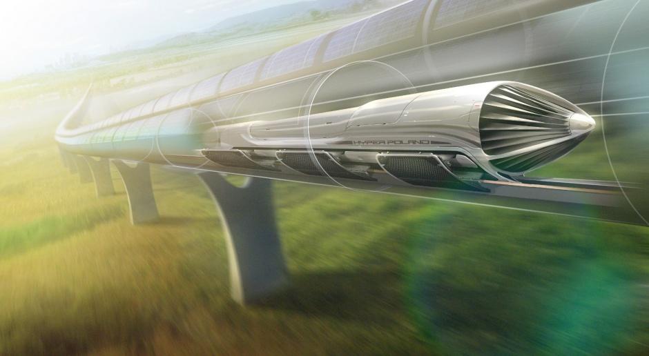 Hyperloop będzie testowany w Polsce w Instytucie Kolejnictwa
