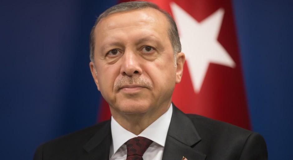 Prezydent Turcji zdymisjonował prezesa banku centralnego