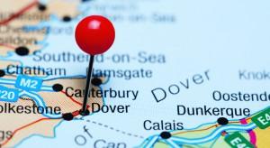 Ruch przez kanał La Manche odblokowany