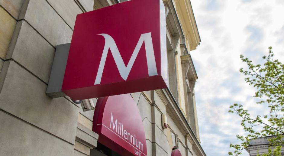 Bank Millennium emituje obligacje przed fuzją z Euro Bankiem