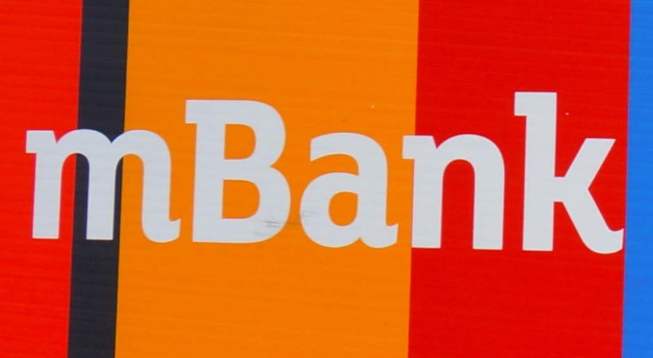 Wzrost zysku mBanku
