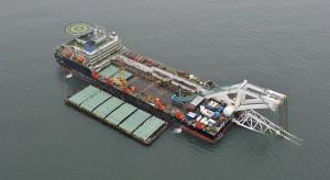 Gazprom ma kontrakt na budowę 2. nitki odcinka Tureckiego Potoku