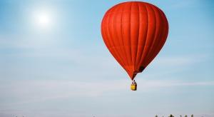 Ponad 10 osób rannych po wypadku balonu