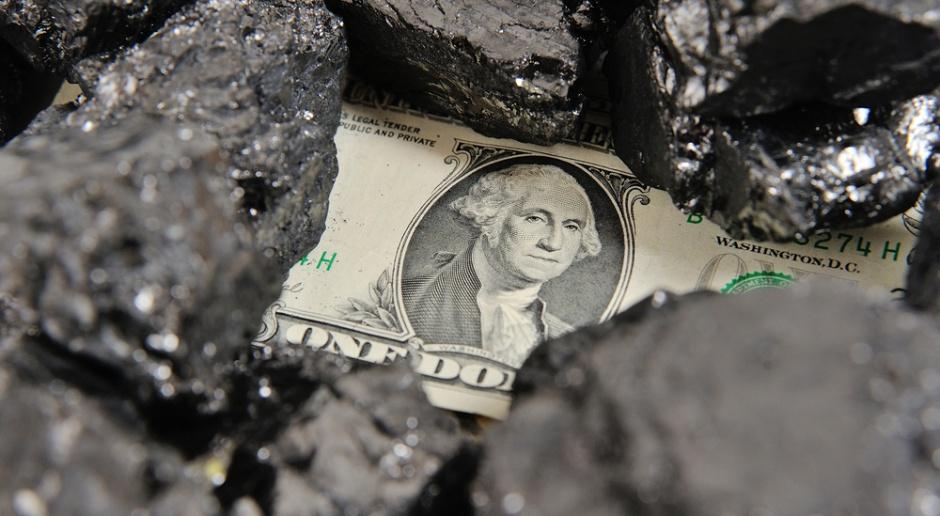 Wydobycie węgla w USA najniższe od 40 lat