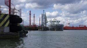 Blisko 5 mln ton ropy z Naftoportu w pierwszym półroczu