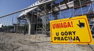 Z ożywienia w budownictwie korzystają głównie duże firmy