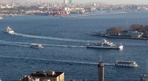 Po zderzeniu dwóch statków Bosfor zamknięty dla transportu morskiego