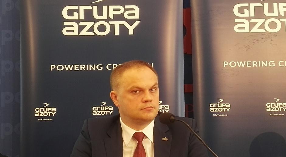 Trzy zagraniczne firmy na celowniku Grupy Azoty