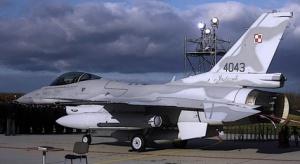 Samoloty F-16 od blisko 10 lat służą w Polsce. Wylatały ponad 50 tys. godzin