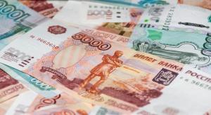 Rosyjski rubel jest najtańszy od czterech miesięcy