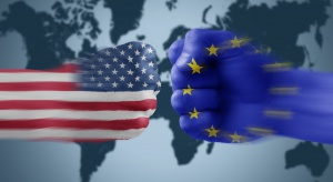 USA zagroziły przywróceniem ceł na niektóre produkty Unii Europejskiej
