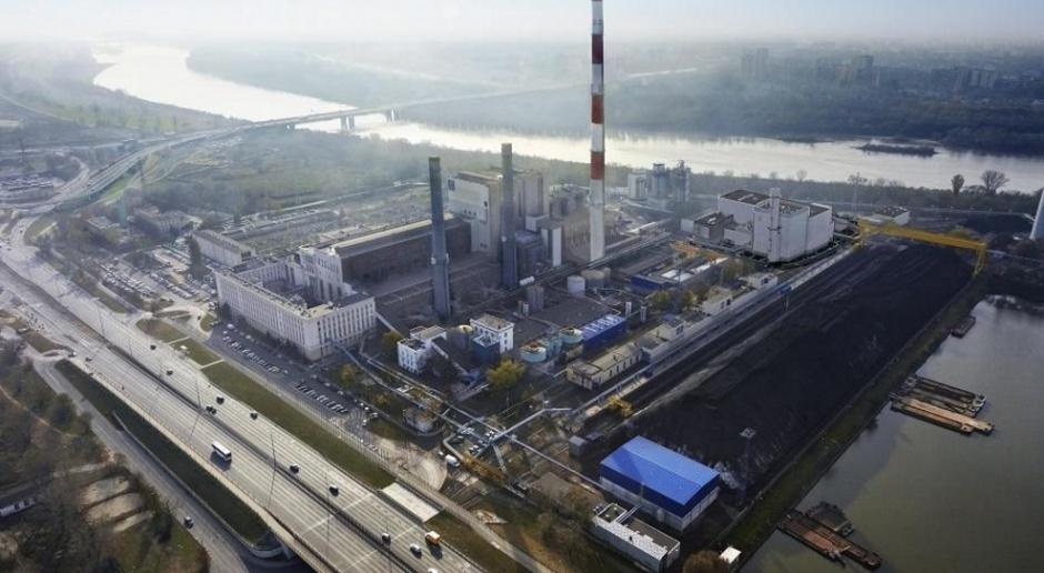 Gaz-System prawie zakończył budowę gazociągu do EC  Żerań