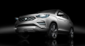 SsangYong szykuje nowego SUV'a