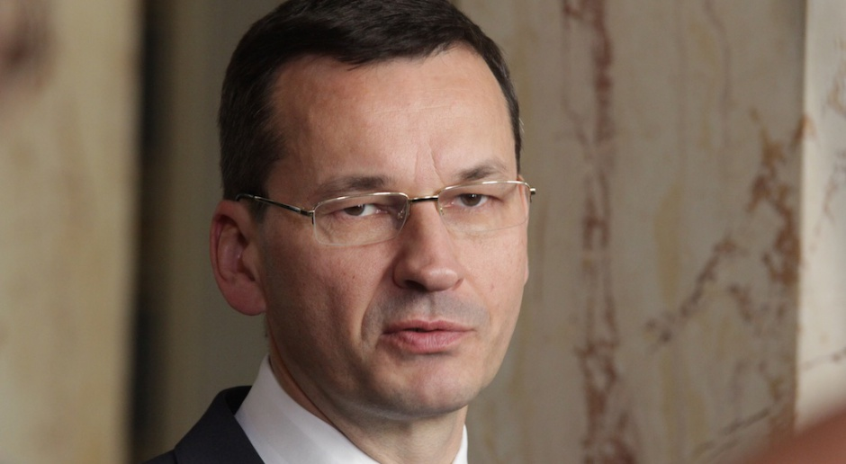Morawiecki: 20 mld zł fikcyjnego eksportu elektroniki w ciągu 2,5 roku