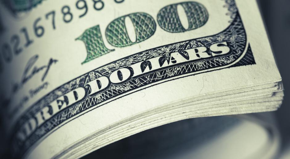Amerykańska waluta bije rekordy. Dolar najdroższy od 14 lat