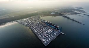 Nadwyżka mocy przeładunkowych portów kontenerowych nad popytem może się zmniejszać