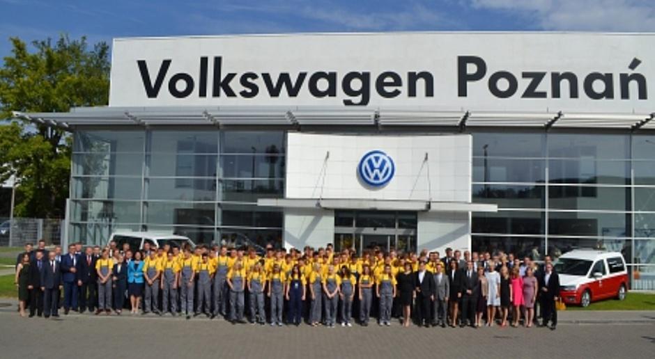 Szkolnictwo zawodowe ze wsparciem VW Poznań