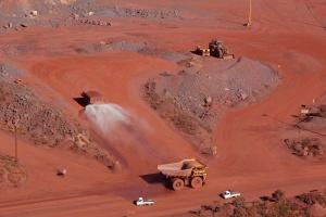 Ogromny port pomógłby na nowo rozdać karty na rynku rudy żelaza