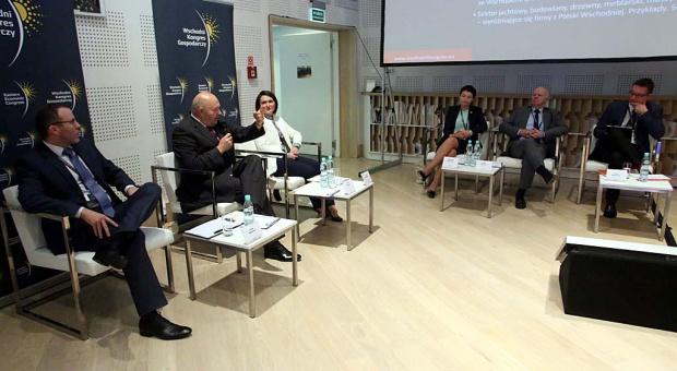 WKG 216: Branże nadające ton zagranicznej ekspansji makroregionu wschodniego. Gdzie lokować nadzieje na przyszłość? Firmy - regionalni liderzy: case stories