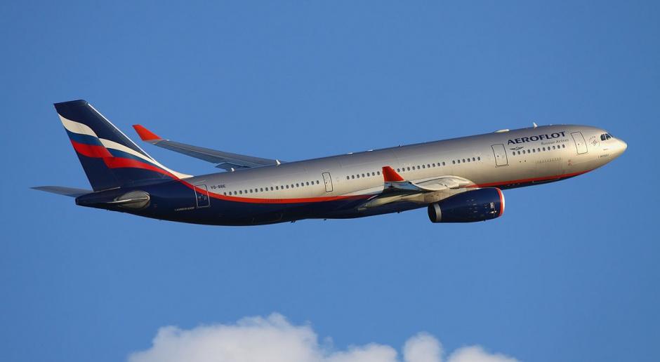 Aeroflot przygotuje specjalne miejsca dla przeciwników maseczek