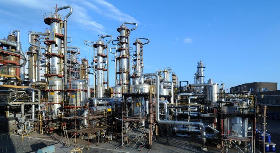 Nowy blok kotłów w chemicznych w zakładach Unipetrolu