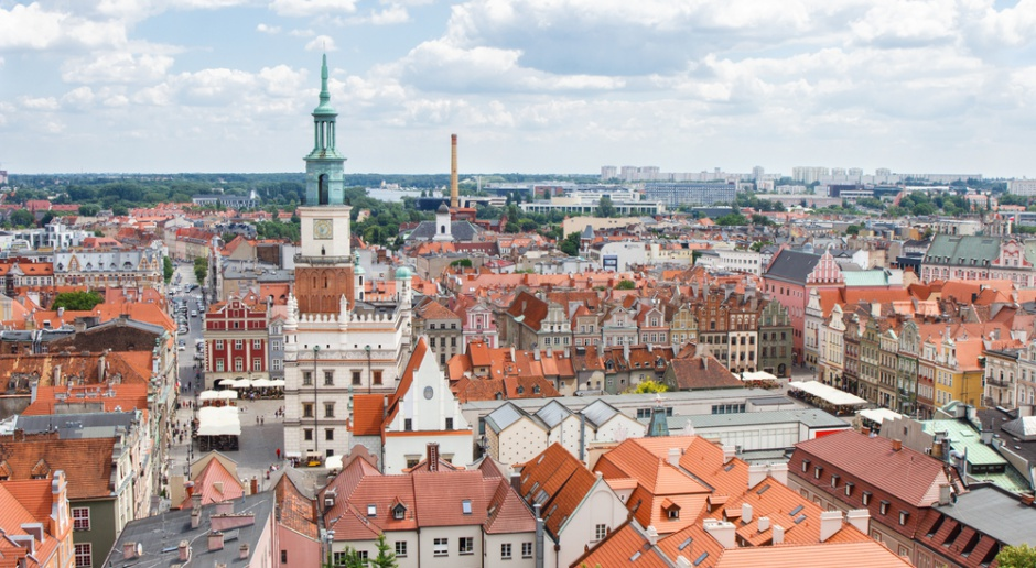 Bezrobocie w Poznaniu najniższe w historii