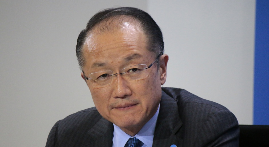 Jim Yong Kim prezesem Banku Światowego na kolejną kadencję