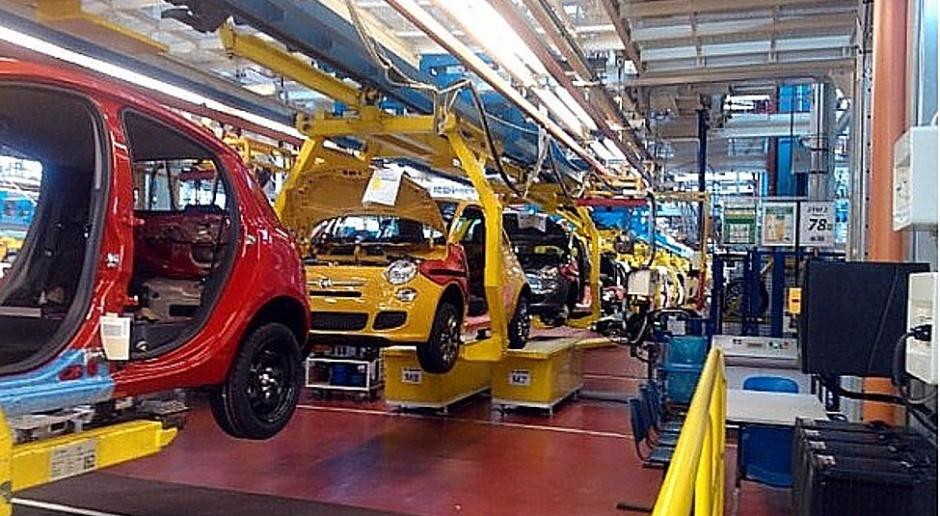 Tyska fabryka FCA wyprodukowała blisko 273,8 tys. aut