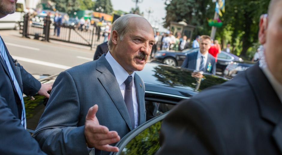 Weszły w życie unijne sankcje na przedstawicieli władz Białorusi