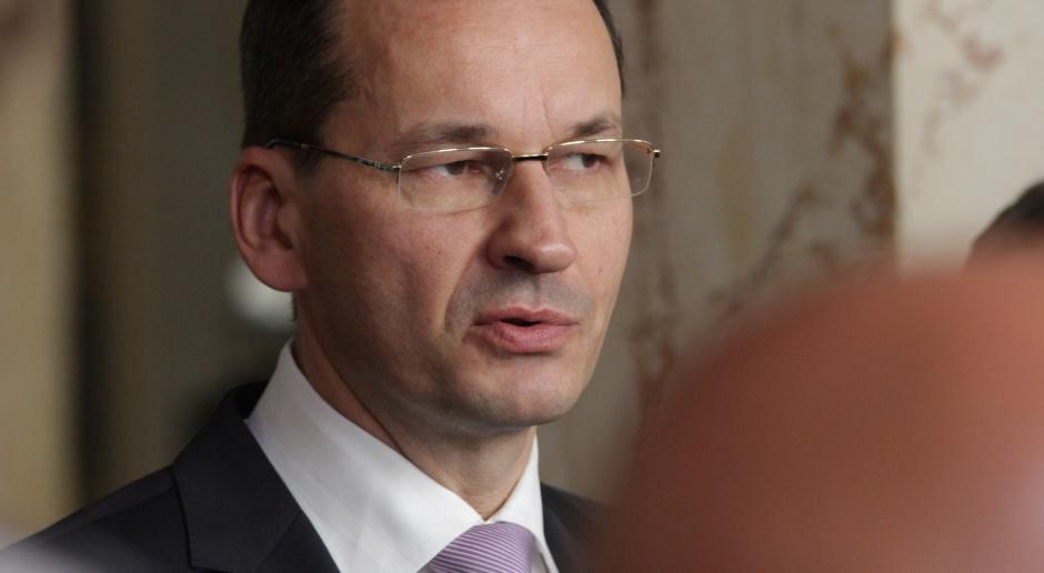 Morawiecki: system podatkowy należy poprawiać, nie zmieniać radykalnie
