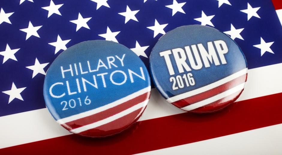Clinton czy Trump? Amerykanie wybierają prezydenta