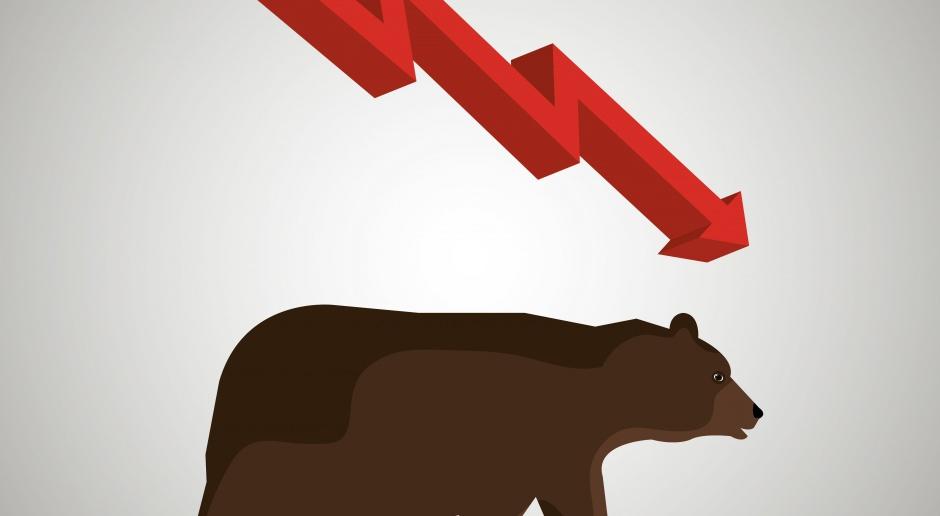Na koniec tygodnia europejskie giełdy zaliczyły spadki