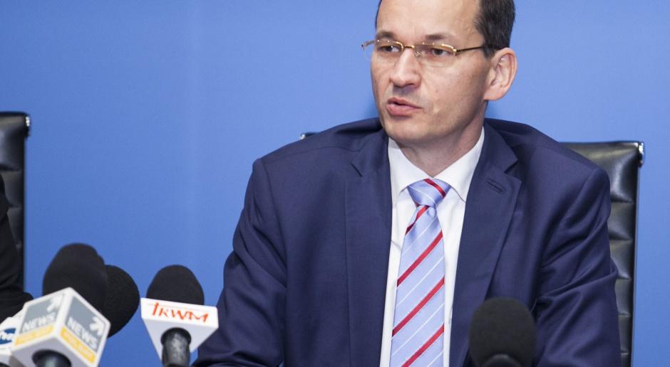 Morawiecki: deficyt na koniec roku może być poniżej 40 mld zł