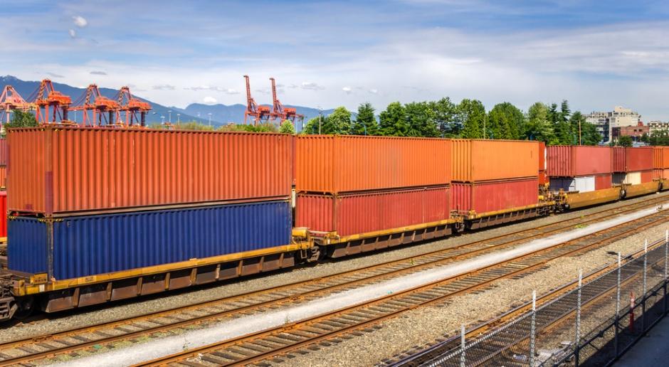 Dwucyfrowa dynamika wzrostu transportu intermodalnego