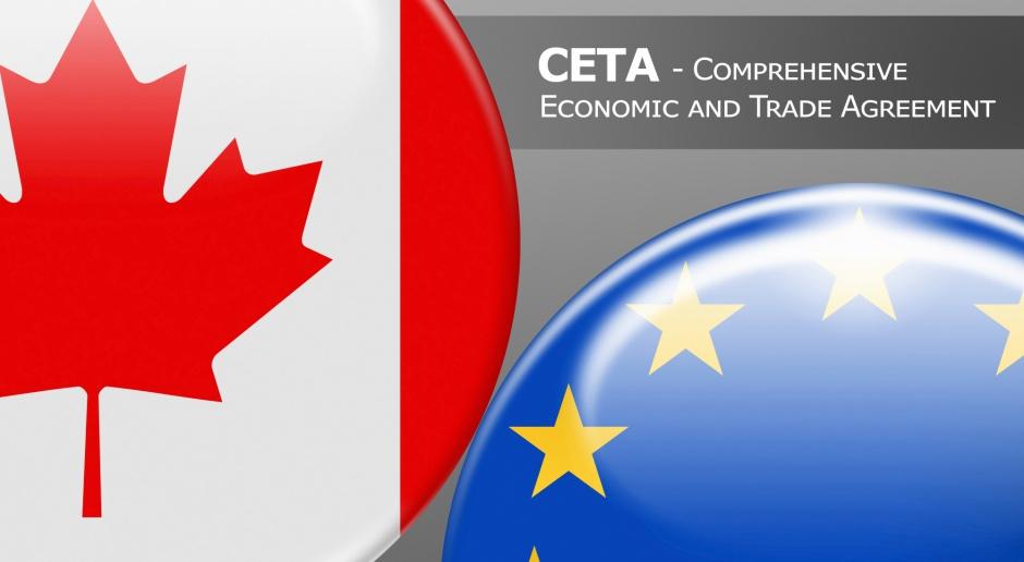 PiS ratyfikuje CETA, bo nie ma innego wyjścia? TTIP w rozsypce