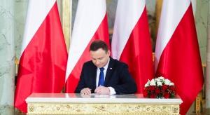 Andrzej Duda podpisał ustawy likwidujące gimnazja