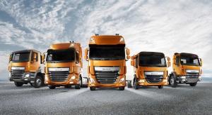 Mocny ciężarowy wrzesień