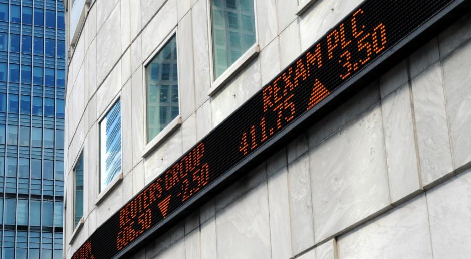 Na londyńskiej giełdzie rekordowe zwyżki indeksu FTSE 100