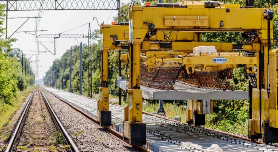 Trakcja PRKiI przebuduje tory z Choszczna do Stargardu