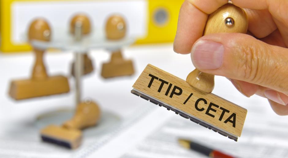 CETA jest bardziej bezpieczna niż TTIP?