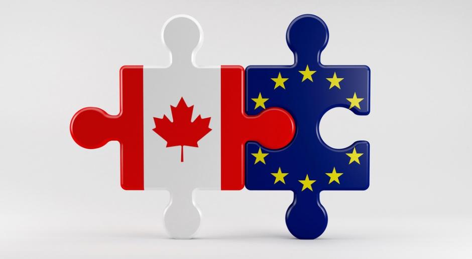 Umowa CETA ma zacząć obowiązywać jeszcze w I półroczu