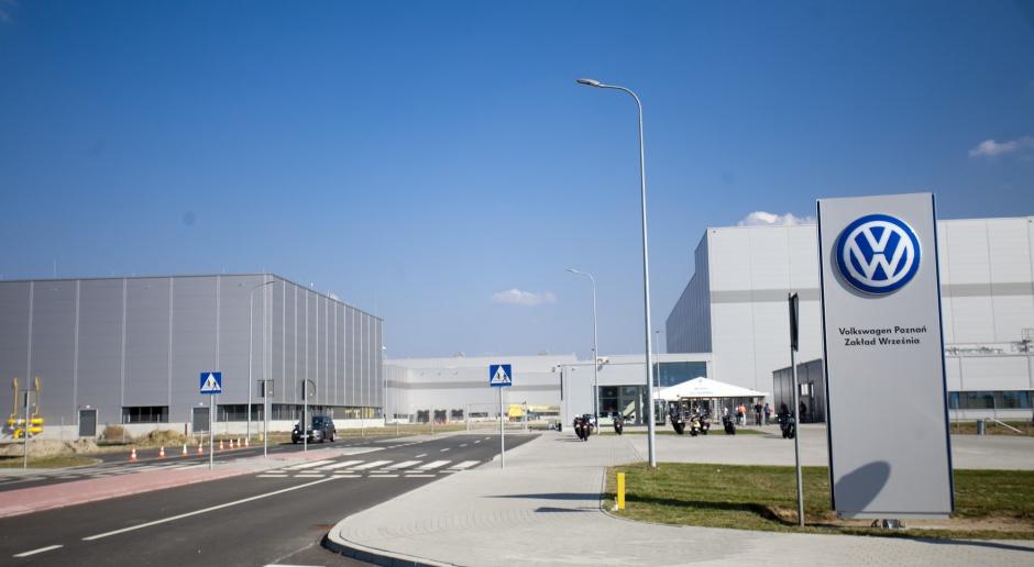 Fabryka Volkswagena we Wrześni rozpoczęła produkcję miodu