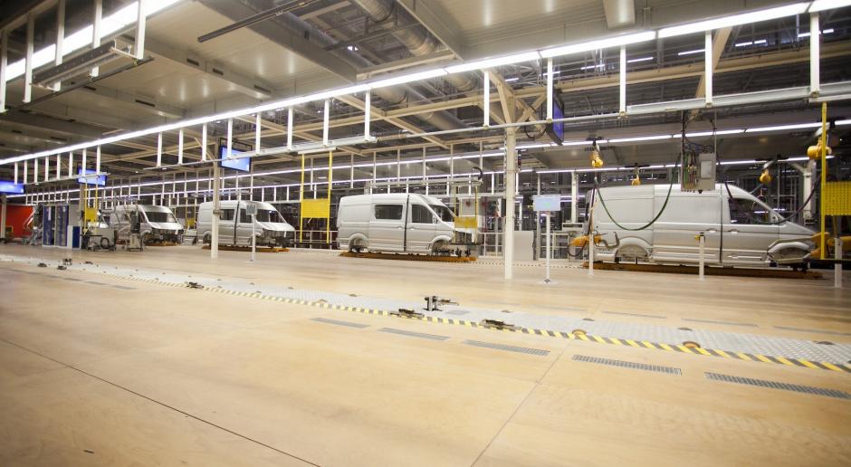 Volkswagen wstrzymuje produkcję we Wrześni